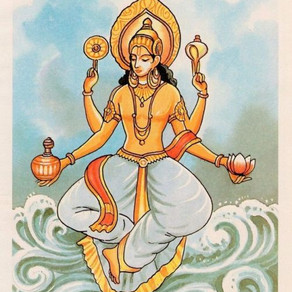 滿月好歌分享:禮敬阿育吠陀神—健康與療癒咒