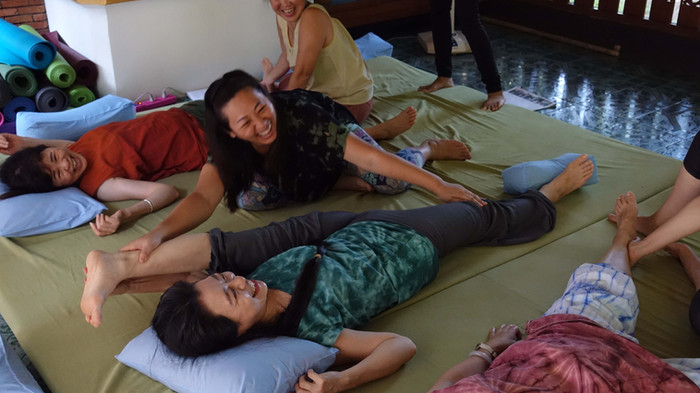 清邁・泰式瑜珈按摩之旅