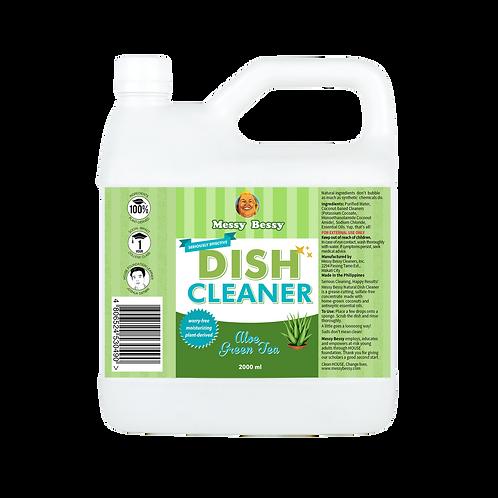 Dish Cleaner Aloe Green Tea 2000ml