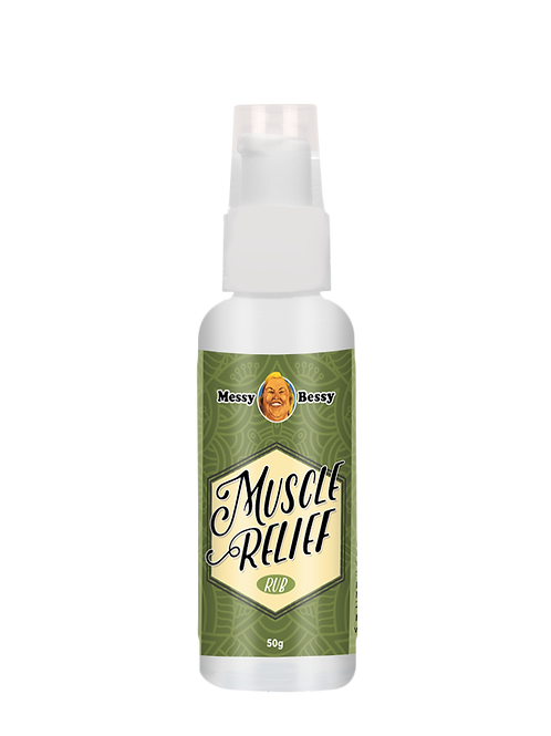 Muscle Relief Rub 50g