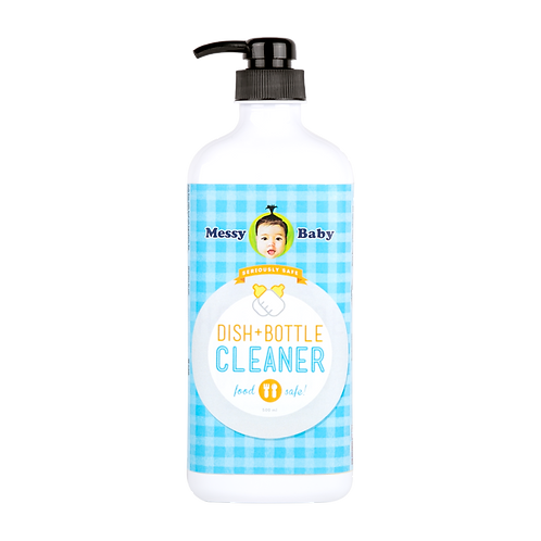 Messy Baby Dish and Bottle Cleaner 500ml
