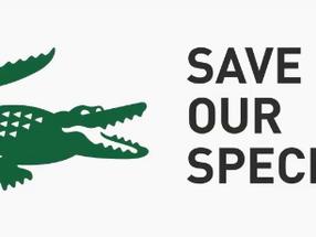 Lacoste s'engage dans la protection des espèces en voie de disparition
