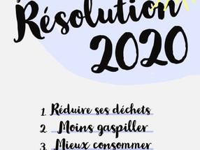 5 bonnes résolutions responsables
