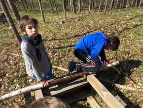 Achieving Saw permits