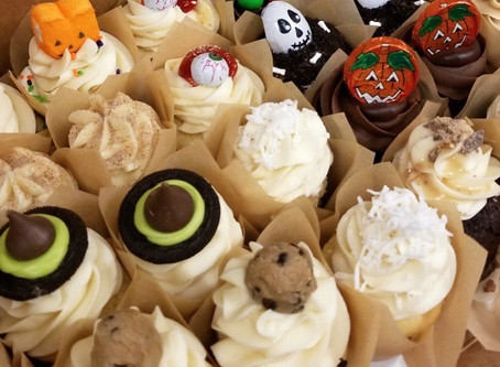 Halloween Treats no Tricks!