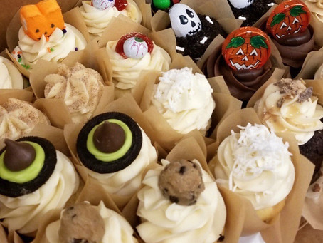 Halloween Treats no Tricks!