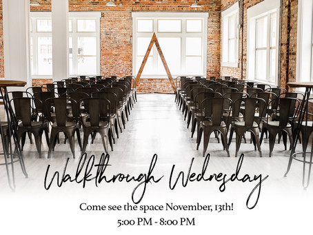 A Wedding Venue you don't want to Miss!