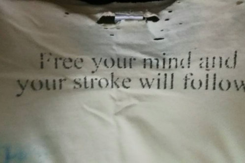 """Finding Freestyle """"Free Your Mind"""" Tee"""
