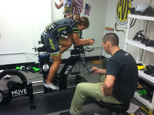 In Studio Bike Fit