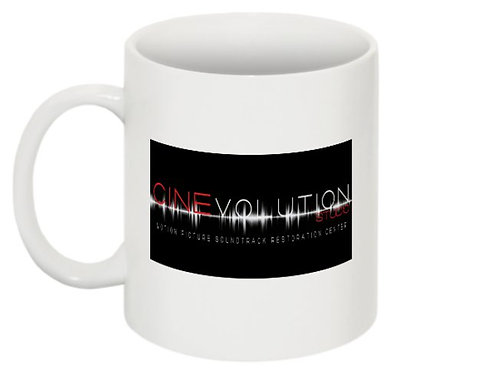 """Mug """"Cinévolution"""""""