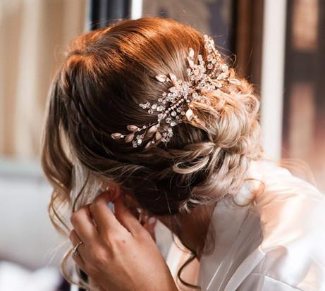 wedding hair essex hairstylist for weddings updo