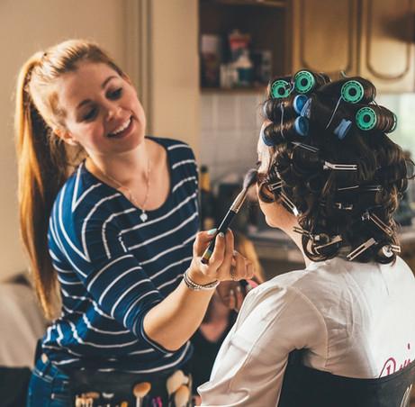 wedding preparation hair and makeup for weddings braintree town hall essex