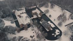 Burg Hülshoff im Winter