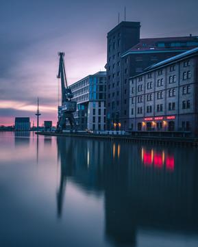Stadthafen Münster