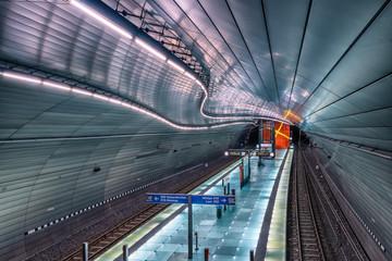 Bochum - U-Bahn Station