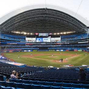 Finally, Stark Has Come Back to Rogers Centre!