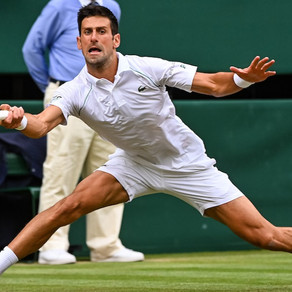 Wimbledon: Slow Dancing in a Burning Room