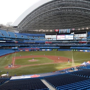 The Blue Jays Are Coming Home