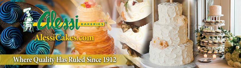 Alessi Bakeries Digital Display Cakes 3.
