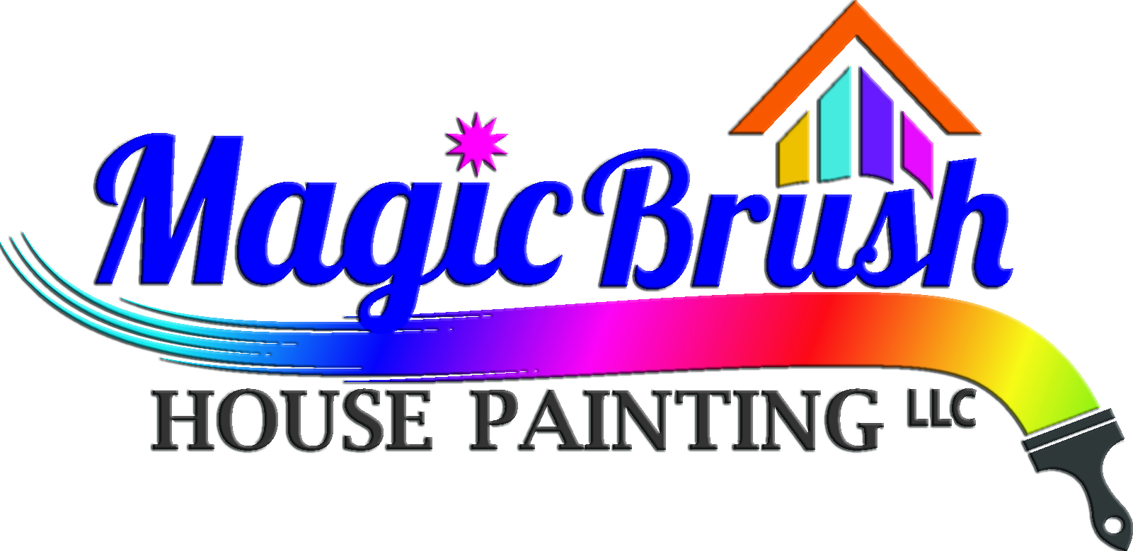 Magic Brush House Painting (2)