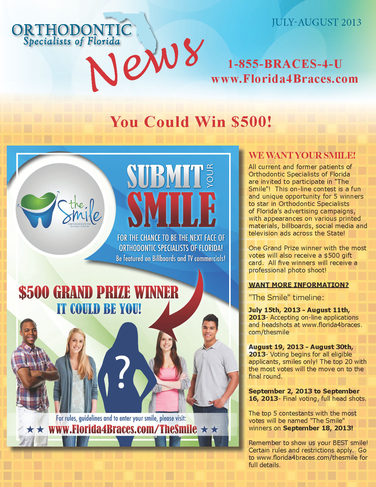 Dental Newsletter