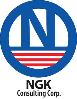 NGK circle color TEXT