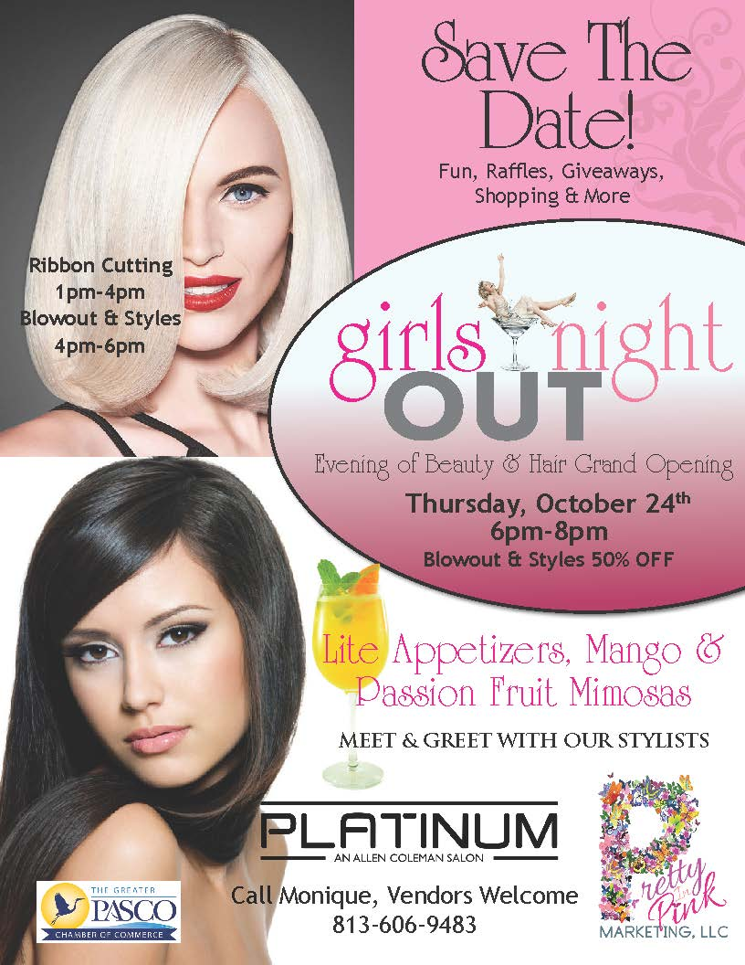 platinum salon ad