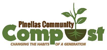 Pinellas Community Compost logo