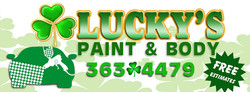 LUCKYS PAINT BODY FB BANNER