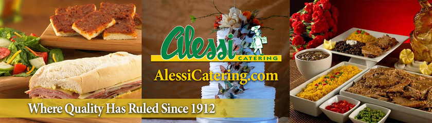 Alessi Bakeries Digital Display cater 2.