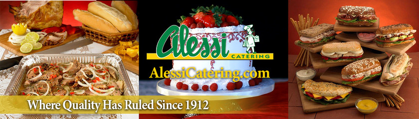 Alessi Bakeries Digital Display cater 3.