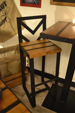 "Chaise de bar ""Bistrot Loft"""