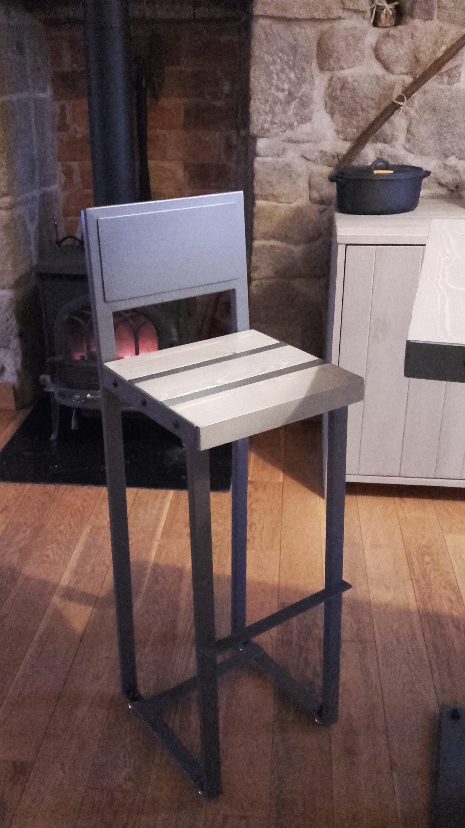 "Chaise de bar ""Spring Loft"""