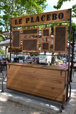"""Restaurant """"Le Placebo""""à Lentilly"""