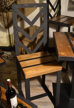 """Chaise """" Bistrot Loft"""""""