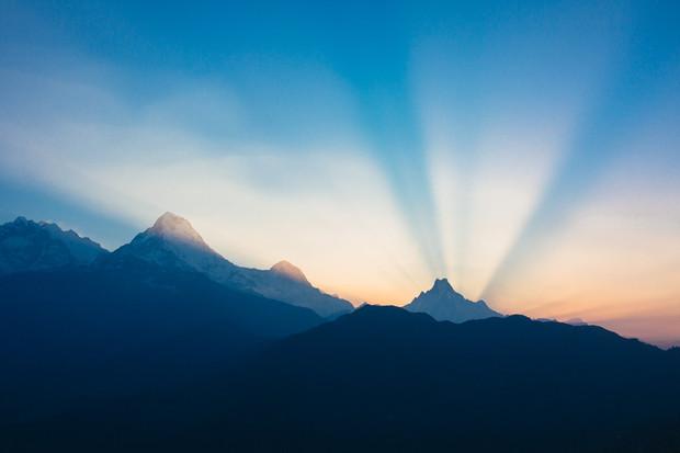 Annapurna Sunrise, Poon Hill, Nepal 2014