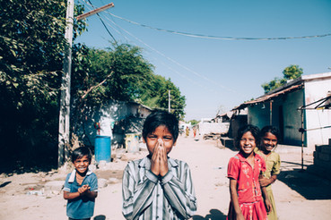 Khavda, Gujarat, India 2016