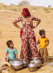Kuri, Rajasthan, India 2014
