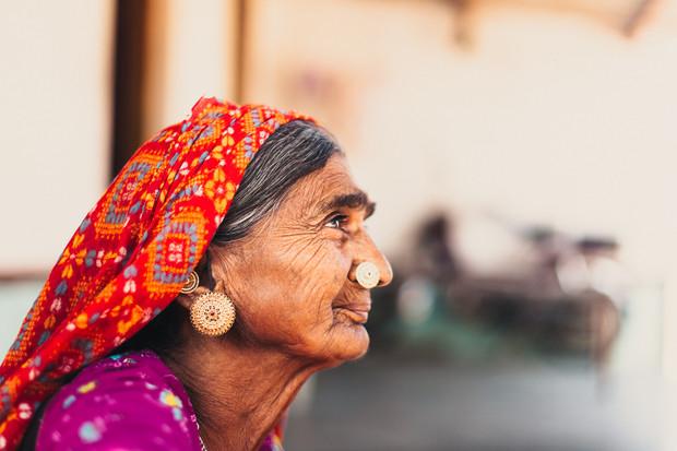 Kutch, Gujarat, India 2016