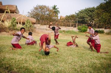 Hampi, Karnataka, India 2017