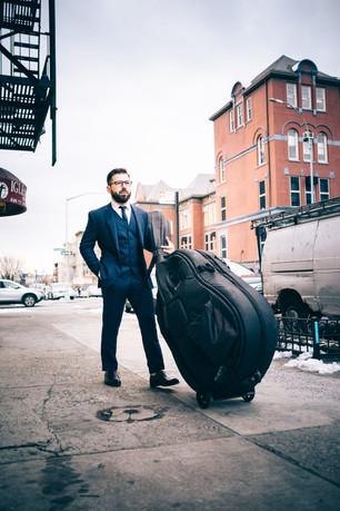 Alex Tremblay. Brooklyn, New York 2018