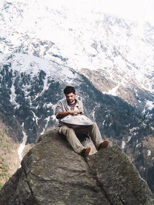 Triund, Himachal Pradesh, India 2014