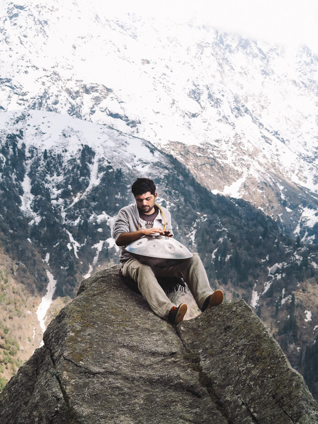 Triund, Himachal Pradesh, India 2014