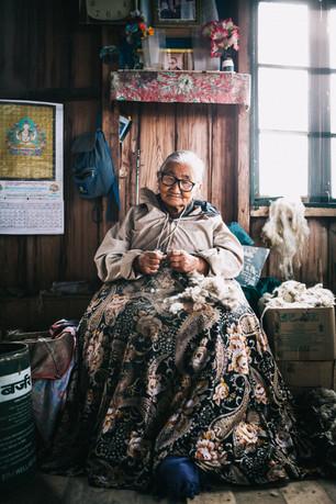 Tibetan Refugee Centre, Sikkim, India 2017