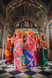 Shree Radha Rani Mandir, Barsana, Uttar Pradesh, India 2016