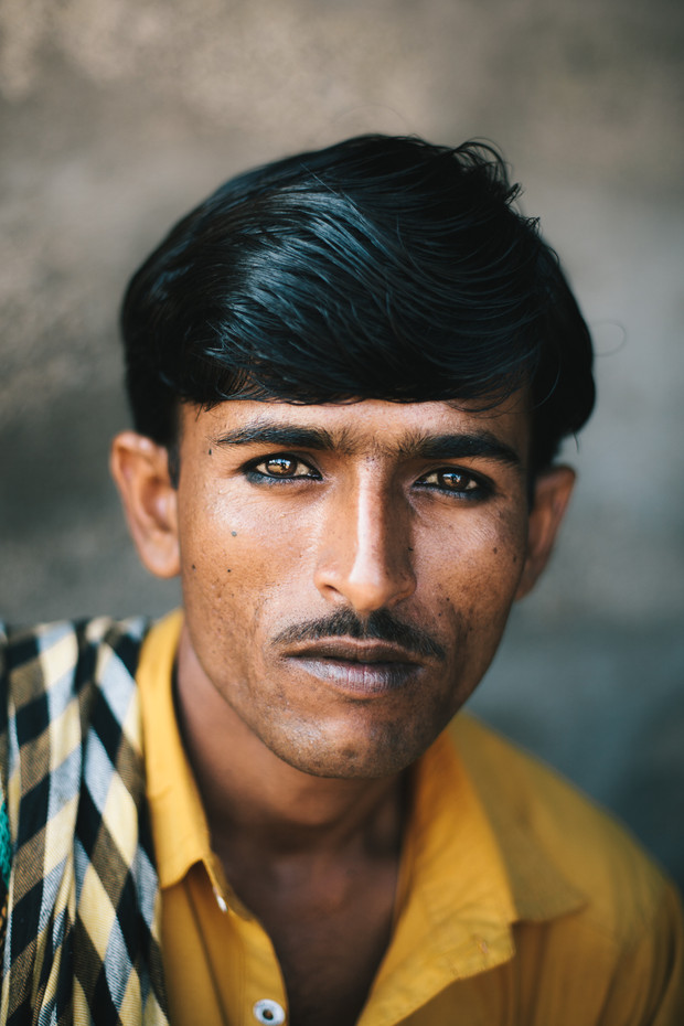 Khavda, Gujarat, India 2017