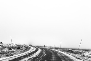 Road to Oslo, Norway, 2016