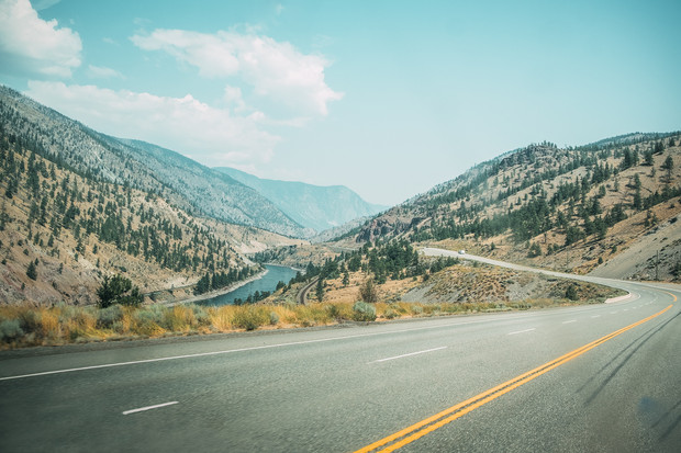Hells Pass, BC, Canada 2019