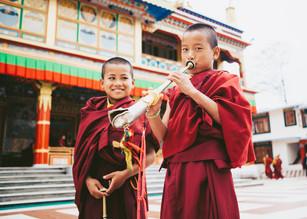 Ralong Monastery, Sikkim, India 2017