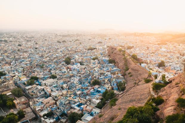 Jodhpur, Rajasthan, India 2016